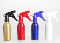 Wholesale 2016 new Plants and irrigation water Aluminum Sprayer Spray Bottle Hairdressing Flowers Water Sprayer Tool