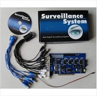 Wholesale CH GV800 v8 CCTV GV Board GV V8 GV dvr Card for cctv systems
