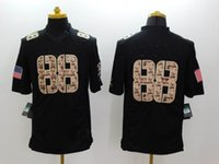 Wholesale 2014 Men s Black Salute TO Service Jersey Limited New American Football Jerseys High Quality Cheap Stitched Jersey Brand Sports Shirts