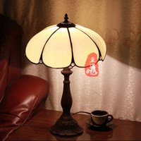 bedroom dress - Specials do not mail difany lighting simple European retro living room bedroom bedside lamp color small dressing book