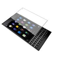 Wholesale X Premium Tempered Glass Screen Protector for BlackBerry Passport CA_BB_ PassportTemperedGlass