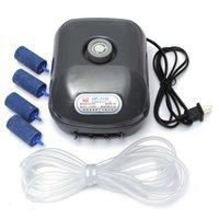 background outlet - Good Quality Outlet W Adjustable Silent Quiet Oxygen Air Pump Large Aquarium Fish Tank