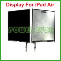 Wholesale Display Replacement For iPad air Original LCD Screen LCD Digitizer Display Screen Assembly for iPad iPad air