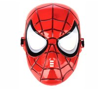 animations themes - Halloween Red Spider Man mask game show cartoon animation film theme party props