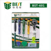 Wholesale BEST BST B in Opening Tools Repair Tools Phone Disassemble Tools set Kit For Android HTC Cell Phone Tablet PC