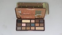 shadow boxes - Newest Semi Sweet Chocolate Bar Eye Shadow Collection Palette color full size new box