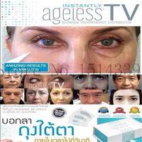 Wholesale Sachet US origin famous brand JEUNESSE INSTANTLY AGELESS eye cream products instant anti age face serum anti wrinkle liquid