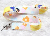 apple pdas - cute snow White neck Lanyard Cell Phone PDA Key ID Holder long strap