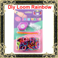 Cheap Diy Loom Watch Rainbow Kit Best Loom Watch Rainbow Kit