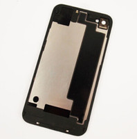 Wholesale Hot Back Glass Battery Housing Door white and Back Cover Replacement Part with Flash Diffuser for iphone G S
