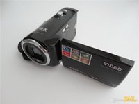 Wholesale 200PCS HD D40 MP Image P Video X Digital Zoom HD Digital Video Camera Camcorder quot Screen Lithium Battery DV