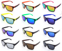 Wholesale 2015 NEW Sunglasses very high quality The Jam Sunglasses Mirror Lens Brand Designer Mens Sport Sunglasses