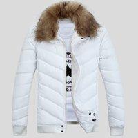 brand winter jacket for men - Plus Size XXXL Men Warm Coat Brand Design Fashion Multicolor Men s Winter Jackets For Men Casual Coat Male Outdoors ZX76