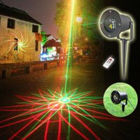 big green laser - SUNY Outdoor Remote Big Patterns Gobos RG Red Green Laser Landscape Garden Yard Lawn Snow Lighting Home Light Show Waterproof