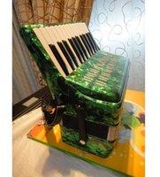 Wholesale DHL Accordion key bass professional adult child accordion bs tibesti firston