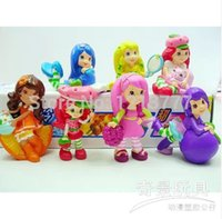Wholesale New Arrive Sale small toy Strawberry Shortcake quot Figure World of friend