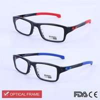Wholesale 2017 New Fashion Vintage Eyeglasses Women Men Sports Computer Eye Glasses Optical Frame Brand Oculos De Grau Femininos Masculino