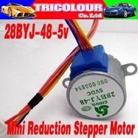 Wholesale HK POST FREE Electric Step Motor Reduction Stepper Motor Micro Mini for PIC AVR BYJ v BYJ LR113