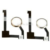 Wholesale High quality Fingerprint Sensor Reader Home Menu Button Flex Cable Replacement For iPad D1588 P
