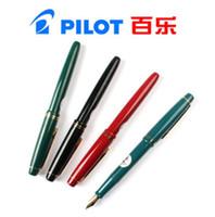 Wholesale Pilot baile fp g classic fountain pen student fountain pen pencil case