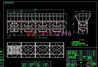 Wholesale PLZ3200 batching machine drawings Full Machining drawings ATUO CAD