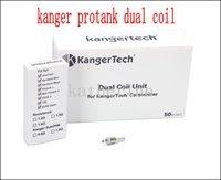 Cheap Protank Dual coils Best protank 3 Dual wicks