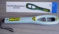 Wholesale Brand New Hand Held Metel Detector GC H Industrial Metal Detectors GARRETT Metal Tester security checks