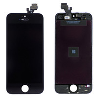 cell phone display - Black Cell Phone Touch Panels LCD Display Touch Screen Digitizer Cell Phone Parts Full Assembly Replacement For Iphone G Grade AAA