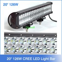 Cheap Flood Beam light bar Best 30 Degree 10000lm cree led