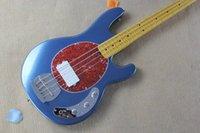 Wholesale Custom Shop Music Man MusicMan Ernie Ball String Electric Bass Guitar v Battery Top High Quality Bestselling Guitar