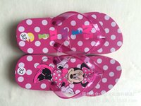 Wholesale Summer hot selling all kinds of cartoon style PE children flip flops Summer hot selling all kinds of cartoon style PE children flip flops Su