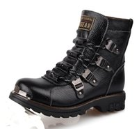 work boots for men - Add cotton boots men outdoor winter boots in the men s boots really warm cotton shoes boots high tide for shoes