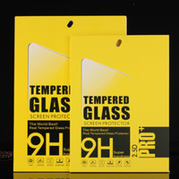 Wholesale 0 mm Tablet PC Tempered Glass Screen Protector For iPad Mini iPad2 iPad Air Air iPad Pro