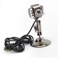 Wholesale Hot Selling Laptop MP Webcams Camera With Low Price Brand New Computer USB Webcam Video Camera For Sale