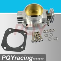 Wholesale J2 Racing Store NEW THROTTLE BODY FOR HONDA B16 B18 D16 F22 B20 D B H F THROTTLE BODY MM EF EG EK DC2 H22 D15 D16