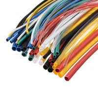 Wholesale In stock Sizes Assortment Polyolefin H type Heat Shrink Tubing Tube Sleeving Wrap Wire Cable Kit