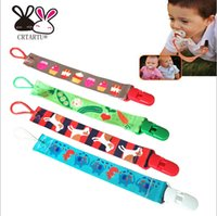 Wholesale 2015 New desgin Cartoon baby Appease Pacifier Clip Anti drop chain AAA quality baby Pacifier Holders clip drop resistant belt Hot sale