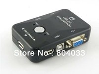 auto selector - 2015 USB2 KVM Ports Selector VGA Print Auto Switch Box VGA SVGA Switch Box Adapter x maximum resolution