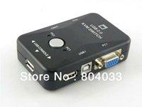 auto kvm - 2015 USB2 KVM Ports Selector VGA Print Auto Switch Box VGA SVGA Switch Box Adapter x maximum resolution