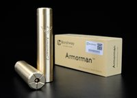 Cheap 100% kamry Borshway Armorman 2 mod red copper armorman mod vaporizer 18650 battery tube for 510 thread DIY RDA Atomizer vs glass water pipes