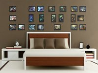 Wholesale SM B pices of black color wall gallary living room photo frames