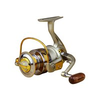 Wholesale Spool Aluminum Spinning Fly Fishing Reel Bait Casting EF1000 Saltwater Okuma Metal Front Drag Molinete Pesca Singapore Post