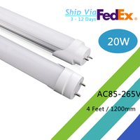 tube light - CE RoHS SMD W m LED tube light fluorescent lamp T8 G13 V lm mm feet ft tubes warm cold white Fedex