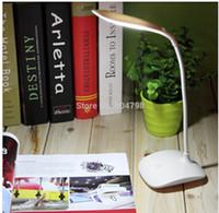 deco - Adjustable USB Rechargeable Touch Sensor LED Reading Light Desk Table Lamp