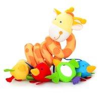 juguetes del bebé de múltiples funciones del juguete de regalo de Navidad libera el envío para la cama colgante del coche colgando de 0-1 años de edad