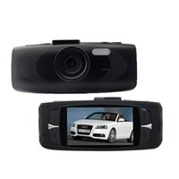 Wholesale G1WH inch Full HD P LCD In Car DVR Camera Recorder Dash Cam G sensor Night Vision Degree A