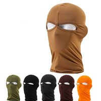 anti sunshine - Sunshine Proof Biker Masks Dust Proof Breathable Cycling Masks Multiple Color Choice Anti UV Cycling Caps BT