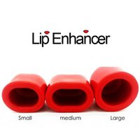 Wholesale Lip Enhancer Plumper Naturally Fuller Bigger Plump Sexy Lips Pump Round Oval S M L sizes to Full Lips