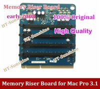 best memory ram - High Quality Original Memory Riser Board forMac Pro early Speicher Ram best price order lt no track