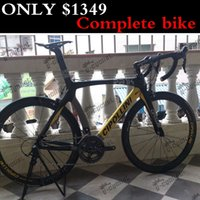 Wholesale Only carbon road bike Mcipollini rb1000 complete bikes K T1000 carbon road bicycle frame cipollini road bike